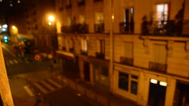 sound photography during the great confinement, March 18. Paris