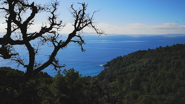 la Côte d'Azur France VID_20190107_115139