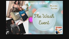 FabFree:  What's going on at The Wash Event