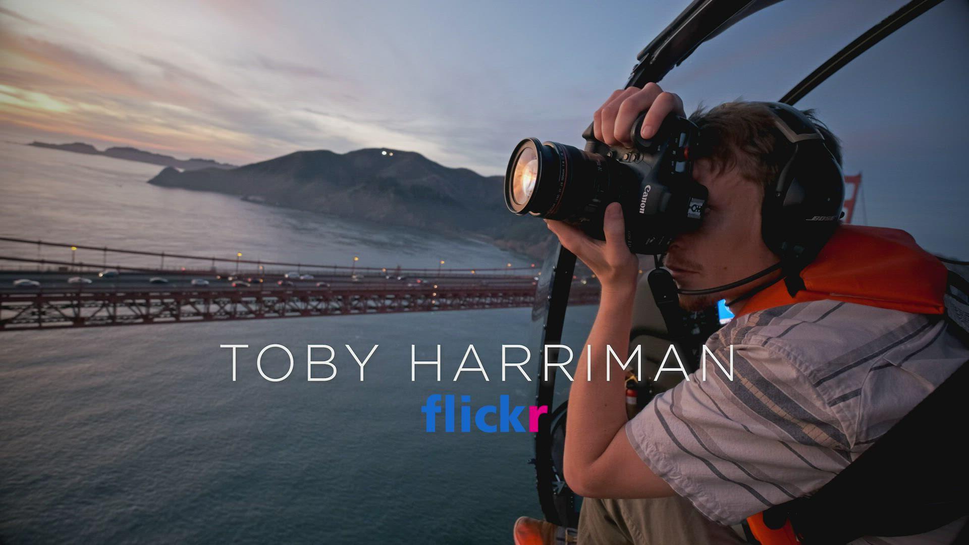 Flickr Feature: Toby Harriman