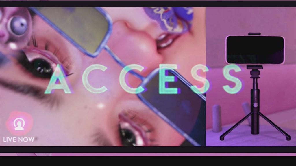 Video Blog ●64 ACCESS April