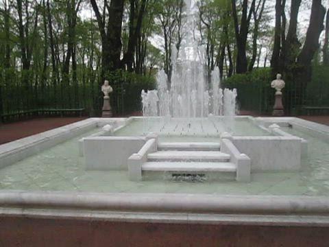 Another Fountain, Summer Gardens, St Petersburg
