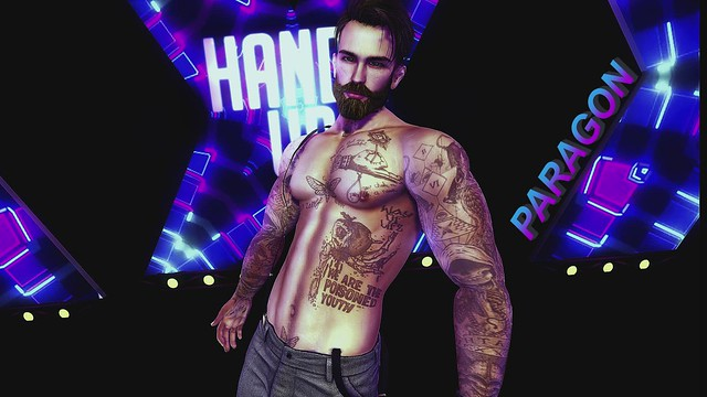 Paragon: Mike - Male Erotic Dance: Seance