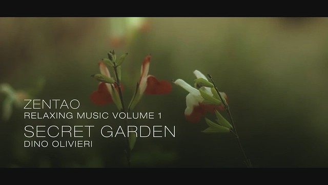 Zentao Relaxing Music Volume 1 - Secret Garden - Dino Olivieri
