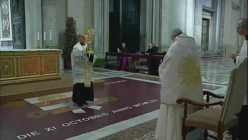 Papa Francesco: Benedizione Urbi et Orbi per Covid-19