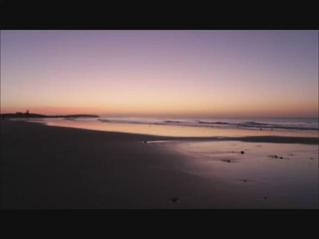 Maspalomas sunrise- Stemoir