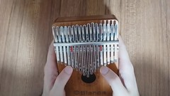 The Scientist (Coldplay) - Kalimba Cover