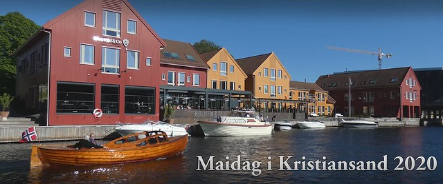 CITYSCAPES OF KRISTIANSAND