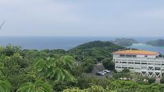 Katsumoto Castle view