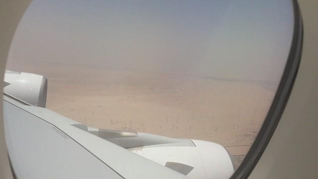 Landing @ Dubai