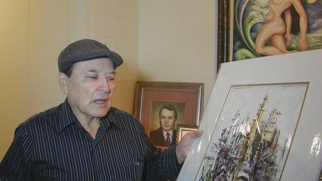 Guillermo Salazar, Artist - Painter