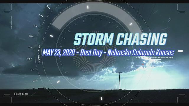 052320 - Nebraska Colorado Kansas Bust Chase Day