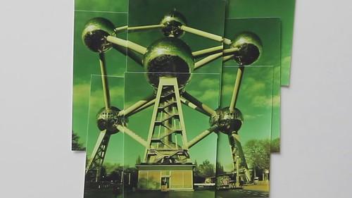 Panurbana 17 Atomium