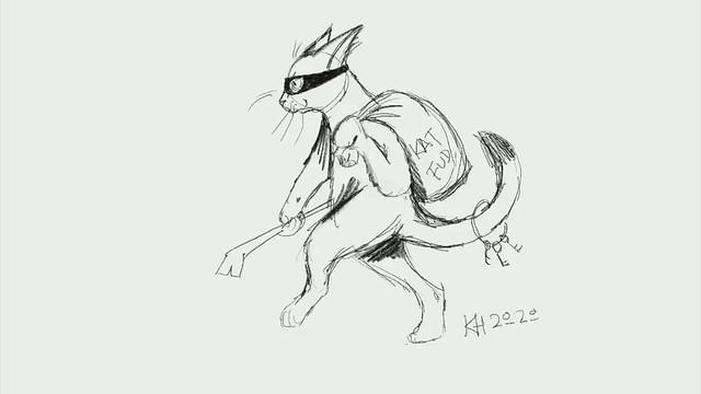 Fredburglar Sketch