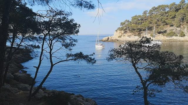 Sur les pas des anciens douaniers de Saint-Cyr-Sur-Mer à Bandol