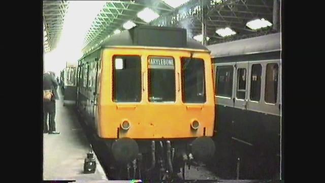 Great Central Railway London Marylebone 2nd July 1984