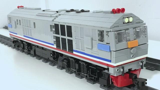 LEGO KTMB 24 Class Shunting Brick Train Awards