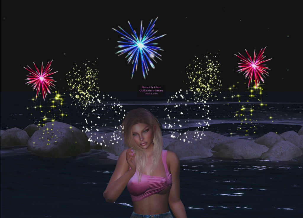 Wearable Fireworks
