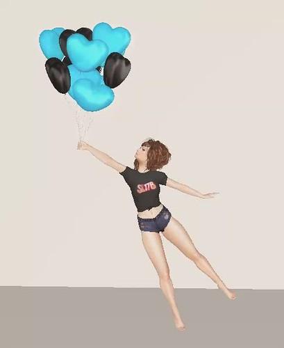 Free*Style - SL17B Gifts - Jubilant -  SEmotions - Animesh Balloons