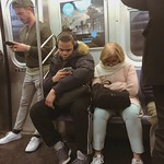 Retratos del Subway NYC - Mauricio Esquivel