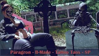 Paragon - B-Made - Tattoo Taox - SP