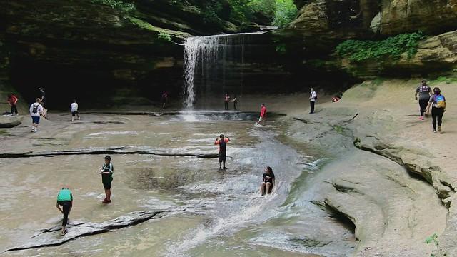 20160604 - LaSalle Canyon Falls