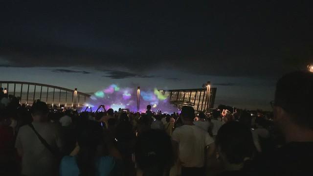 2020故宮南院夜間水舞&無人機表演