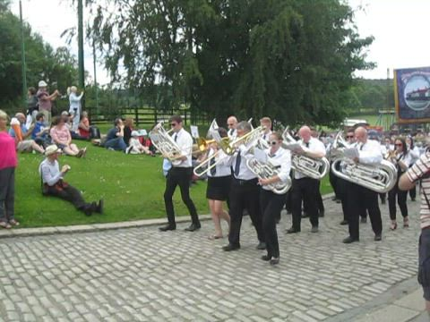 Video of Miners' Gala Procession, Beamish