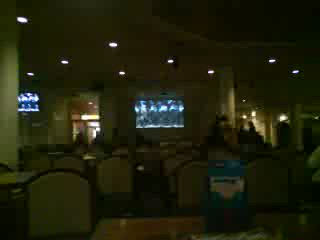 Watching Netherlands Take Second Place - World Cup 2010 - Marconi Club - Bossley Park - Australia