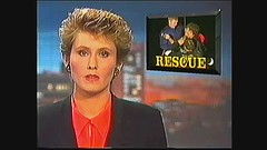 Gawler River floods rescue - channel 10 1992