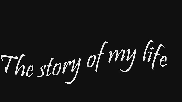 The story of my butterfly life