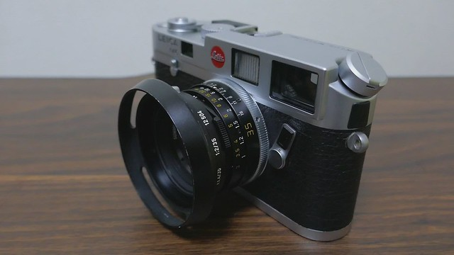 LEICA M6 Film Advancing & Shutter Sound