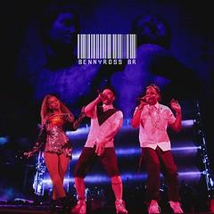 Jay-Z & Beyoncé feat. Justin Timberlake - Holy Grail Live (Bennyross BR Mix)