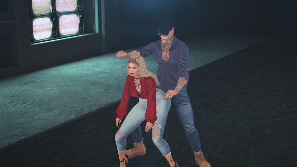 .::IDK::.Dance#01 Couple