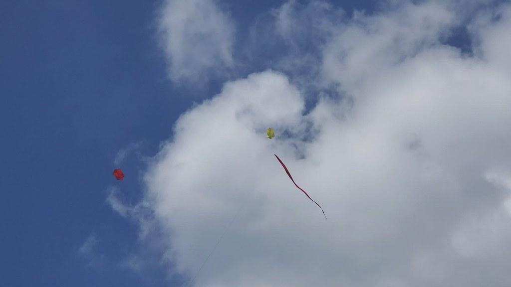 Rokkaku KAP Kites