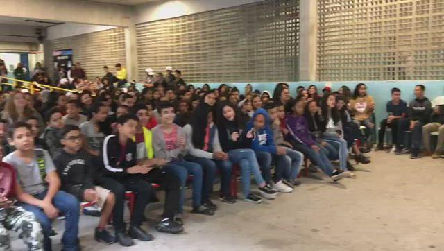 Semana EducaAção - Escola Estadual José Boucinhas - SP