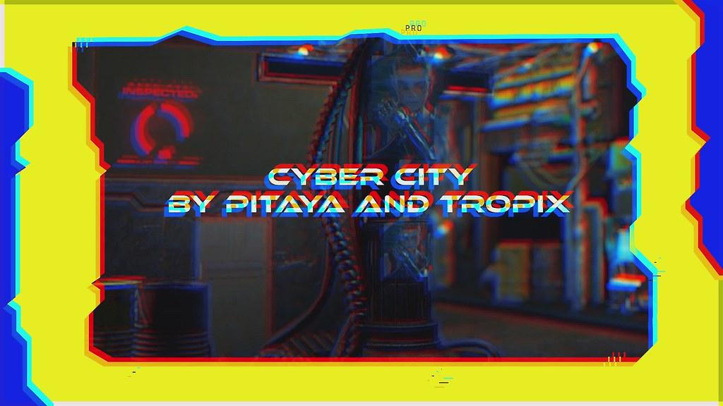 PITAYAxTORPIX Cyber City @ Cyber Fair