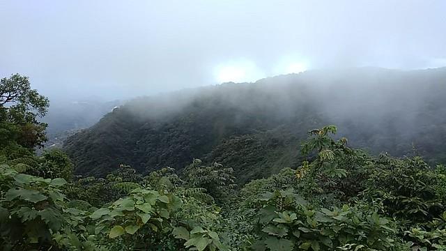 Вид со смотровой Sendero La Ventana