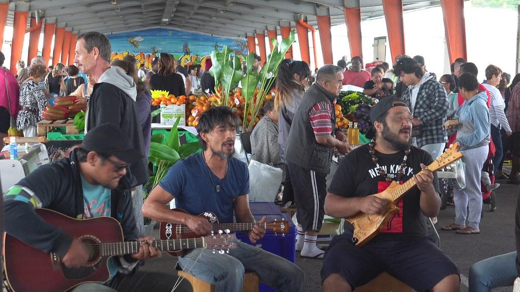Nouméa Market