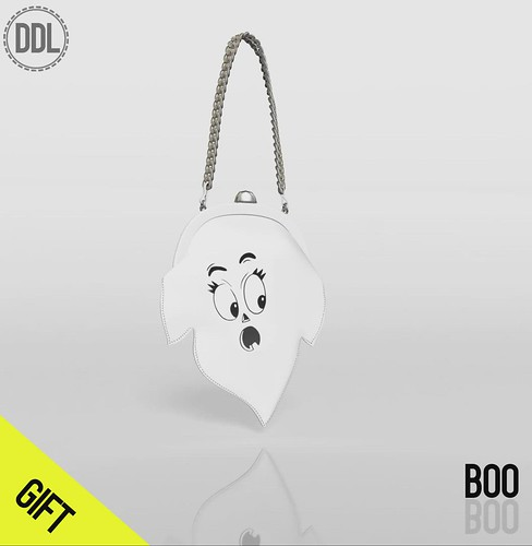 [DDL] Happy Halloween! (Gift)