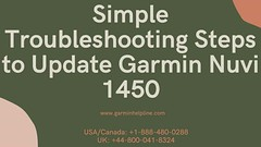 Simple Troubleshooting Steps to Update Garmin Nuvi 1450