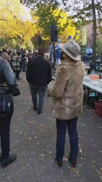 Halloween in Tompkins Square Park!