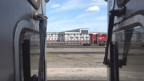 viarail train186 whiteriversudbury chapleau sudburydistrict ontario canada summer september 2020 sonyrx100vi rail railway railroad railwaystation passengerservice