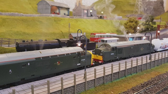 Class 37 Tractors with DCC Sound &Smoke
