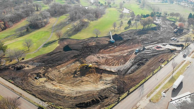 Columbia Golf Course and Park Stormwater BMPs Project