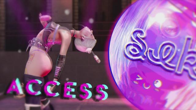 Video Blog ●72 bratty ACCESS Round!