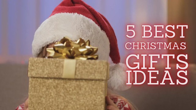 5 Best Christmas Gifts ideas