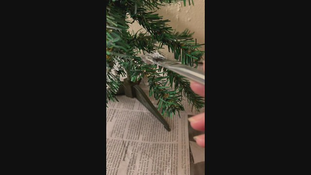 Flocking the Tree