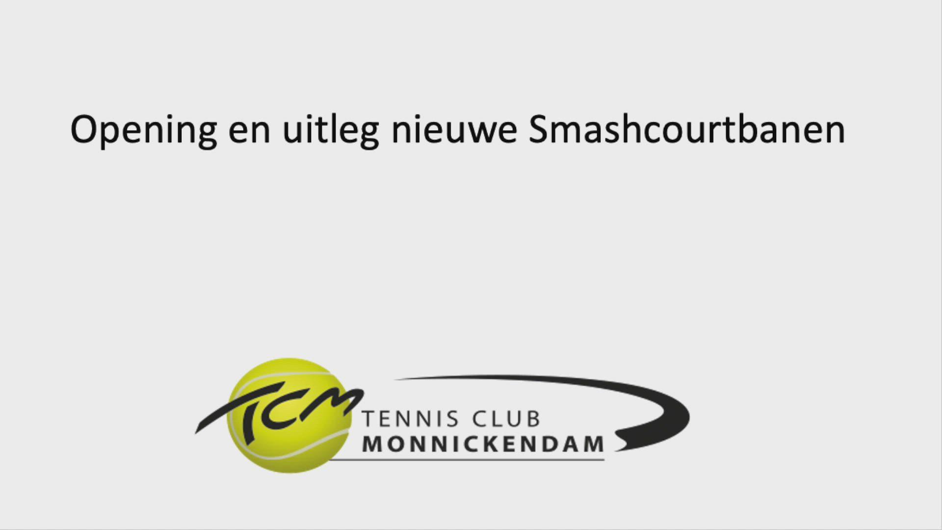 Opening Smashcourt banen v2