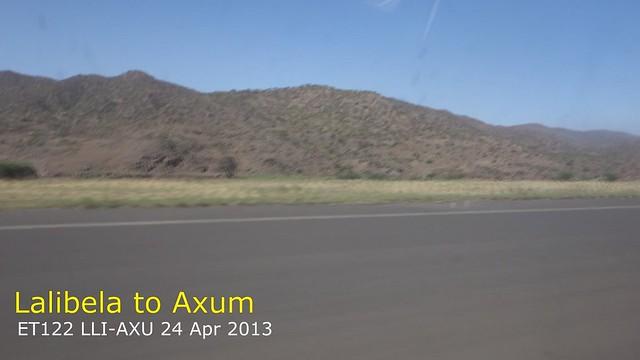 Lalibela to Axum